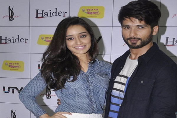 Actress Shraddha Kapoor starts shooting of light bulb, meter current