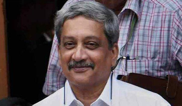 Goa CM Manohar Parrikar admitted to hospital