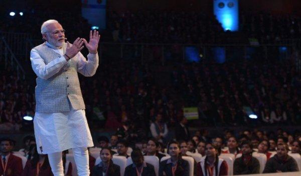 PM Narendra Modi: 'Pariksha Par Charcha' speech from New Delhi