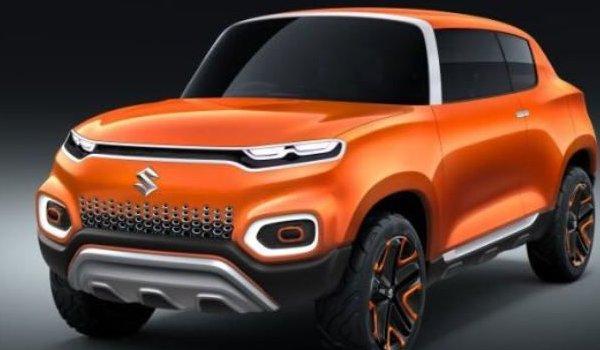 Auto Expo: Maruti Suzuki showcases new EV design concept