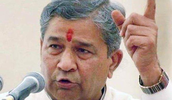 Rajasthan: Senior BJP leader Ghanshyam