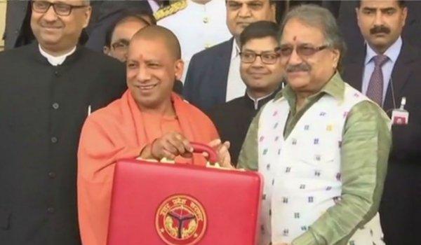 Uttar Pradesh budget 2018 Yogi Adityanath government presents Rs 4.28 lakh crore
