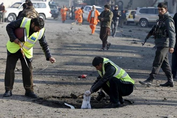 Afghanistan Gruesome explosion in Kabul, 26 killed