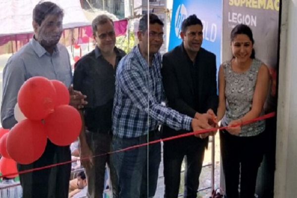 Lenovo expanded its reach in Rajasthan with 5 new exclusive stores