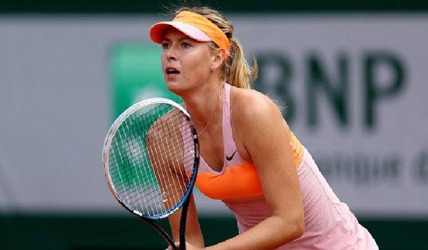 Maria Sharapova splits with tennis coach Sven Groeneveld