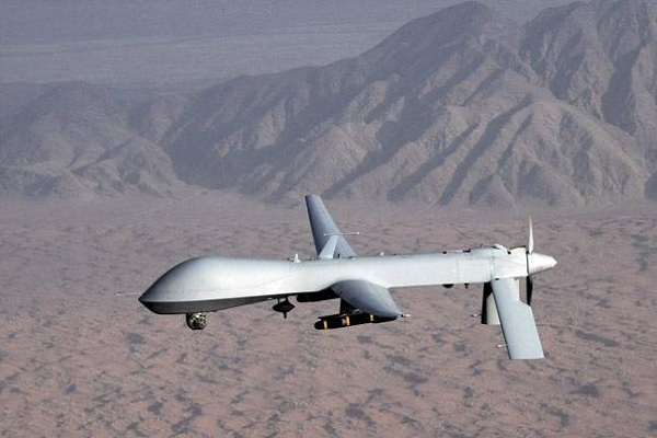 Pakistan worried about India's drone technology