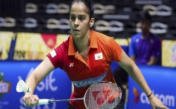 Saina's No. 1 challenge in All England Badminton Championship