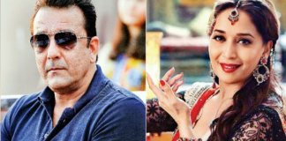 Sanjay Dutt might not work with Madhuri Dixit
