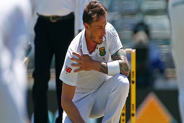 Steyn out of third test against Australia due to injury