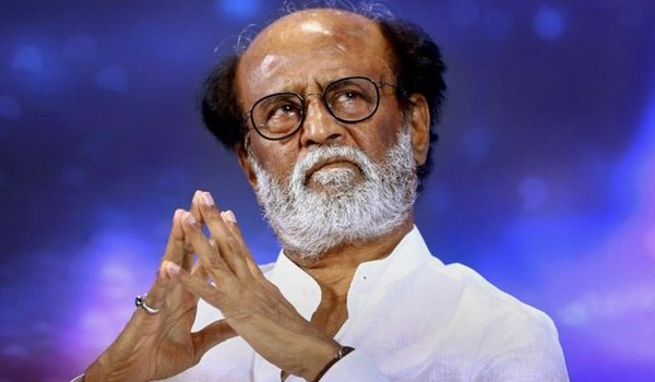 Superstar Rajinikanth visits Himalaya for a spiritual trip before starting his political journey