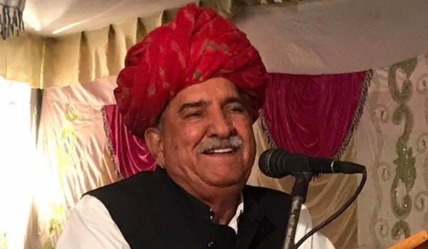 ajmer dairy chairman ramchandra choudhary