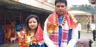 Biplab dev to be next tripura Chief Minister, swearing in ceremony on march 9