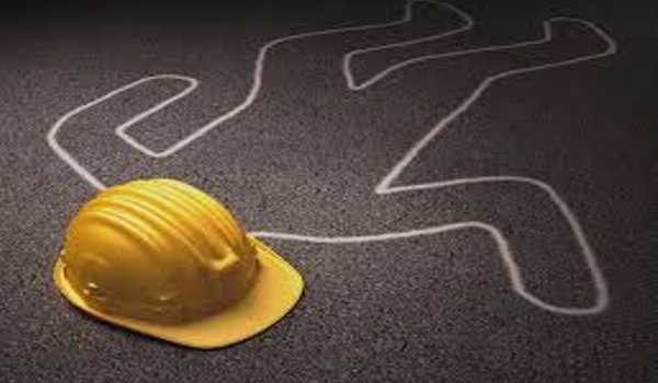 worker crushed to death at power factory in Alwar