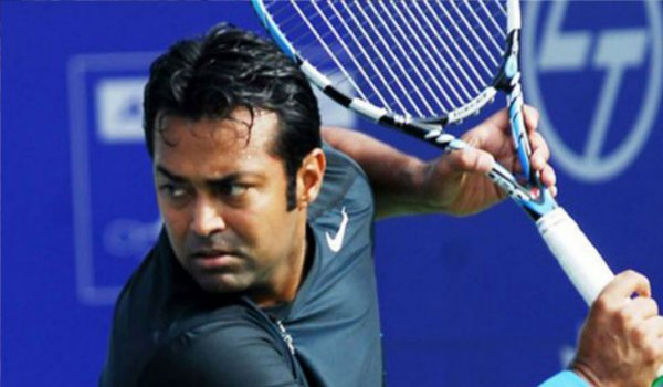 Leander Paes loses in Dubai Tennis Championship final