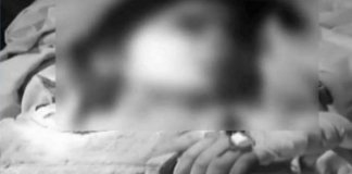 girl thrown in drain after alleged rape in Vidisha