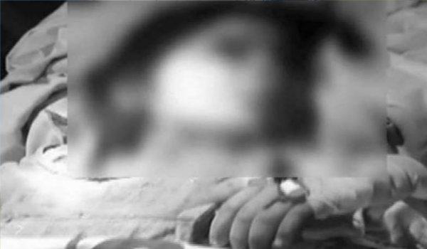 girl thrown in drain after alleged rape in Vidisha