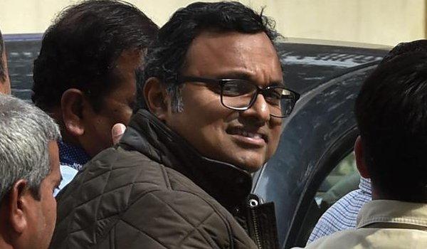 Karti Chidambaram to remain in CBI custody till March 6