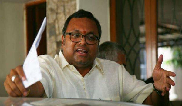 supreme court refuses to grant Karti Chidambaram interim relief in INX media case