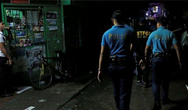 Philippine police kill 13 suspects, arrest 100 in 24 hours of drug raids
