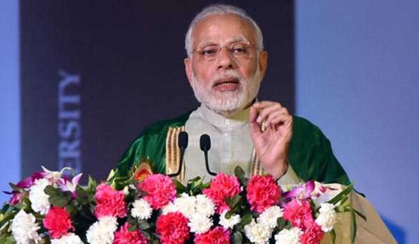 PM Modi inaugurates Science Congress, urges scientists to spend 100 hours with 100 students