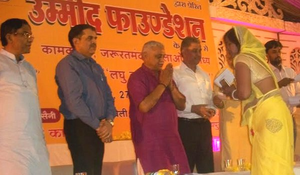 RSS general secretary Manmohan Vaidya at umeed foundation programme in jaipur