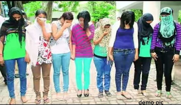 Ujjain : Sex racket busted, 18 boys and girls arrested