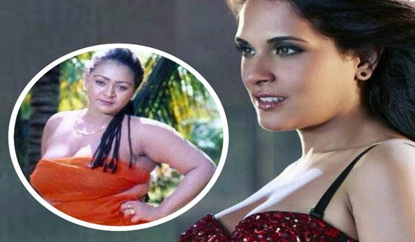 Richa Chadha To Play Shakeela The Adult Film Actor Inspired By Silk Smitha