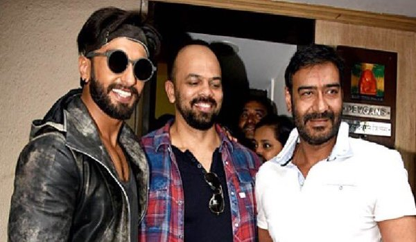 Ajay Devgan to have a special cameo in Ranveer Singh starrer 'Simmba'