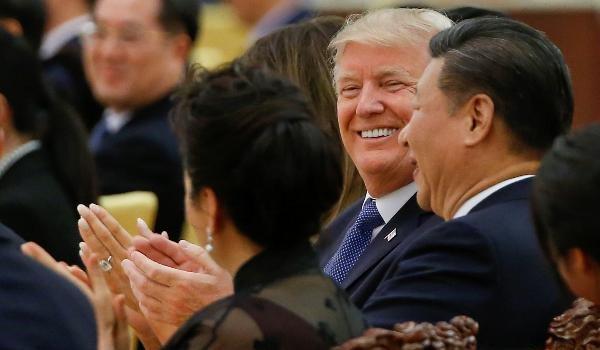 Donald Trump praises Chinese president extending tenure 'for life'