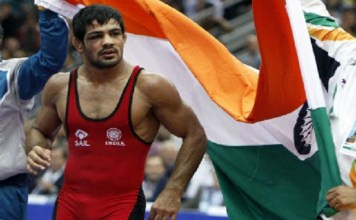 Gold Coast Sushil completed his Golden Hatrick in Commonwealth Games
