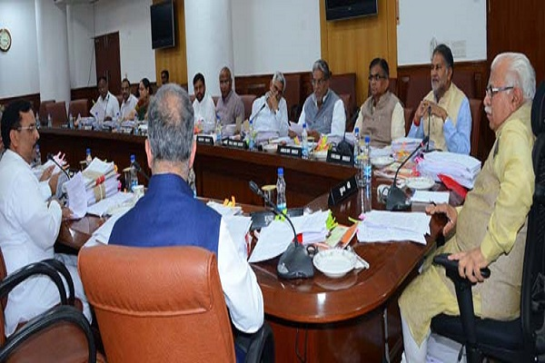 Haryana Cabinet decides 50 percent recovery of fake pensions