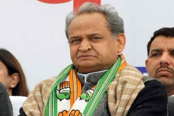 Party General Secretary Ashok Gehlot was included in the Congress Election Committee
