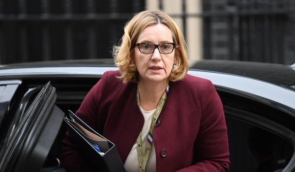 Amber Rudd resigns as Home secretary for misleading Parliament on migration