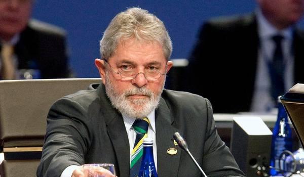 judge orders arrest of ex Brazil President Lula da Silva