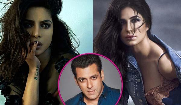 Katrina Kaif And Priyanka Chopra To Star Opposite Salman Khan In Bharat