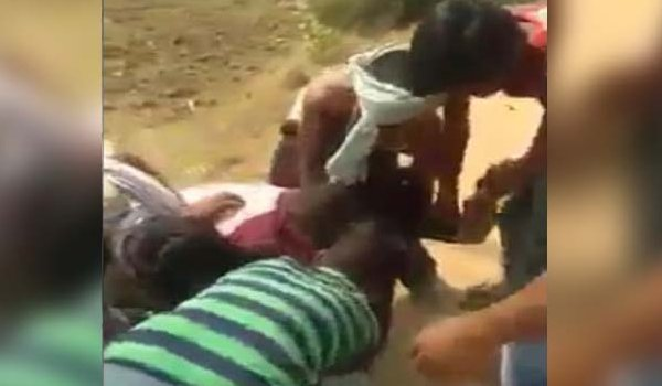 minor girl being molested by a group of boys in jehanabad in bihar video viral