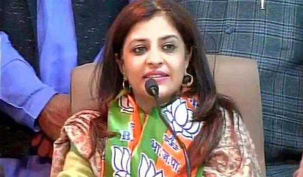 Shazia Ilmi tenders apology to lawyer Amit Sibal in defamation case