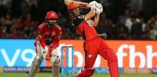 Royal Challengers Bangalore vs Kings XI Punjab : AB de Villiers 50 Helps Bangalore Beat Punjab