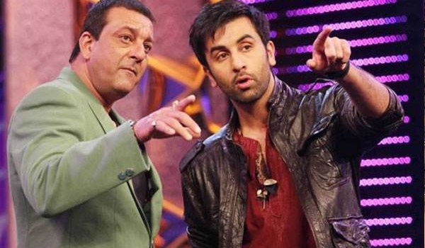 Sanjay Dutt and Ranbir Kapoor to work together