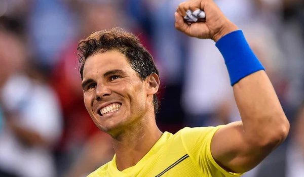 Rafael Nadal number one spot without played