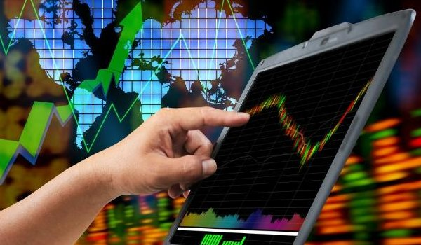 Sensex ends flat, Nifty holds 10300; PSU banks gain