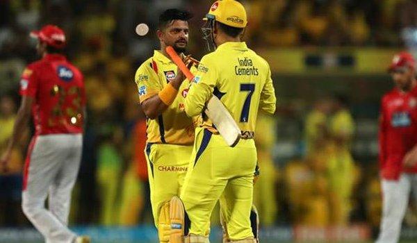 IPL 2018 : Chennai Super Kings beat Kings XI Punjab by 5 wickets