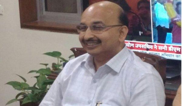 DB Gupta appointed new Chief Secretary of Rajasthan