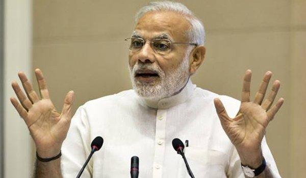 Modi govt @ 4 : PM launches new survey on NaMo app
