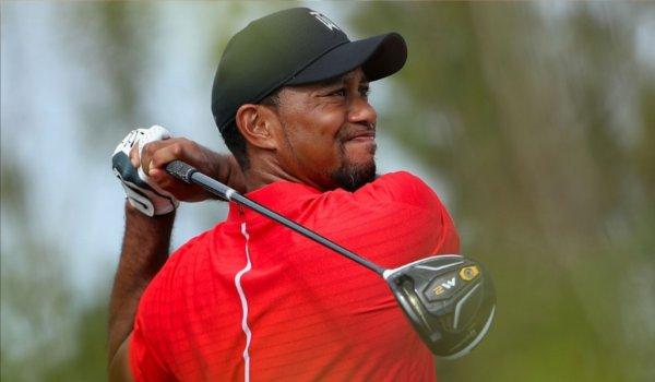 Tiger Woods impresses on comeback