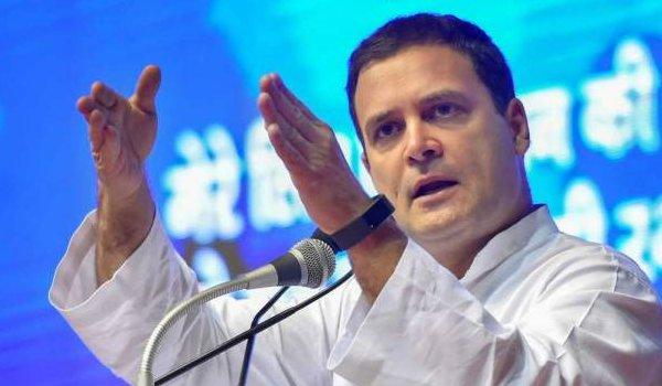 Rahul Gandhi uses Atal Bihari Vajpayee's health to score political points