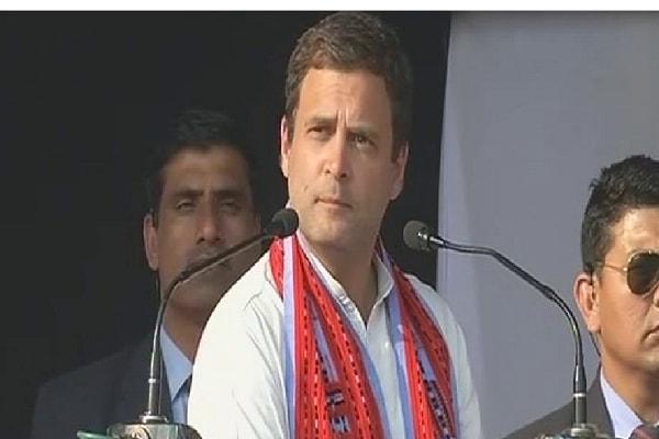 मेरे ऊपर जितने मर्जी मुकदमें कर लें, मुझे कोई फर्क नहीं पड़ने वाला : राहुल गांधी