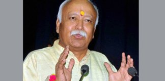 RSS chief Mohan Bhagwat calls selfless service to society