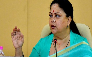 Wazir and Faqir gave Yoga to international identity: Vasundhara Raje