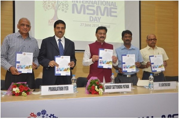 Exim Bank's Releases Study Entitled 'Export Strategy for Madhya Pradesh'